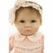 Boneca Bebê Reborn Realista - Pronta Entrega - Frete Grátis