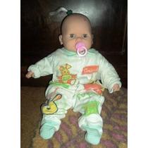 Boneca Bebe Antiga Da Cotiplás (b-a)