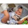 Boneca Bebe Reborn Perfeita Lucas