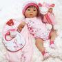 Boneca Bebe Realista Baby Reborn Tall Dreams Pronta Entrega