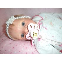 Bebê Reborn Menina Super Promoção De R$1.400 Por R$1.299