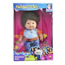 Boneco Chiquititas Baby - Personagem Mosca - Cotiplás