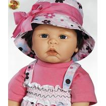 Baby Summer Boneco Bebê Reborn 55cm Americano