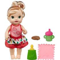 Baby Alive Meu Lanchinho Loira - Hasbro A7194