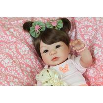 Boneca Bebê Reborn Lilica