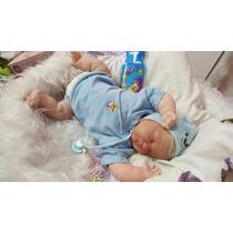 Daví Um Lindo Bebe Reborn Bem Gordinho E Fofinho