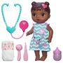 Boneca Baby Alive Cuida De Mim Médica - Negra B5160 Hasbro
