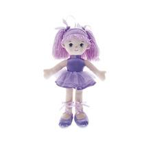 Boneca Bailarina Glitter Roxo