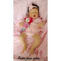 Bebê Reborn Promoção De Corpo Inteiro Henry! Silicone