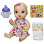 Boneca Baby Alive Loira Hora Do Xixi Pássaros A9290 - Hasbro