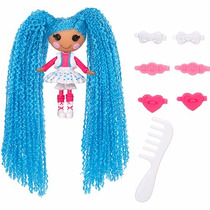 Boneca Lalaloopsy Mini Loopy Hair Azul - Buba