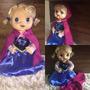 Roupas Baby Alive Frozen Anna