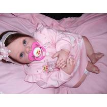Bebê Reborn Anna Laura/ppor Encomenda
