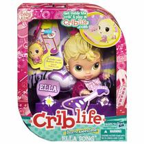 Baby Alive Crib Life Ella Song