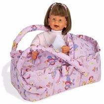Adora Doll Baby Alive Bebe Reborn Moises Para Bonecas