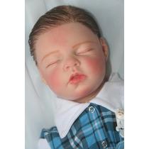 Bebe Reborn Menino Arthur