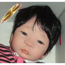 Boneca Bebê Reborn Parece Verdade Entrega 60 Dias