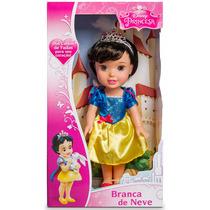 Boneca Minha Primeira Princesa Disney - Branca De Neve