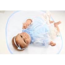 Bebê Reborn Rafa Pronta Entrega 40cm