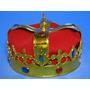 Principes & Princesas Chegou A Coroa Do Rei Fantasia