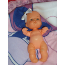 Boneca Bebe Antiga Da Estrela