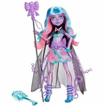 Monster High Assombrada - River Styxx - Mattel