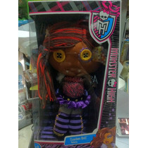 Monster High Clawdeen Wolf Pelucia