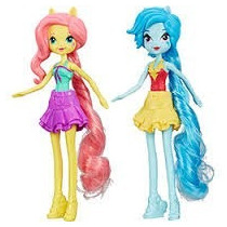 Kit De Bonecas My Little Pony Hasbro Equestria Girls
