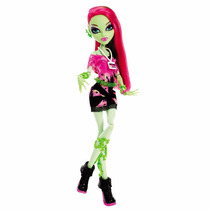 Monster High Music Festival Venus Mcflytrap Mattel