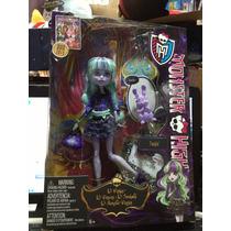Monster High Boneca 13 Desejos Twyla Lançamento Matte