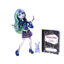Boneca Monster High Twyla 13 Wishes Mattel