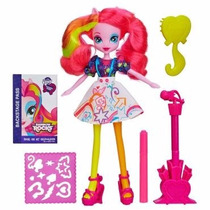 Boneca Equestria Girls My Little Pony - Pinkie Pie - Hasbro