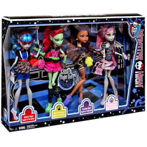Boneca Monster High Ghouls Night Out Balada Monstro