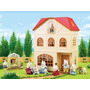 Sylvanian Families Casa Três Histórias 2754