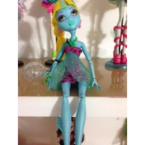 Monster High Lagoona 13 Wishes Completa