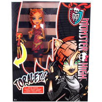 Monster High Toralei- Mattel