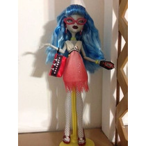 Monster High Ghoulia Dawn Of The Dance Completa