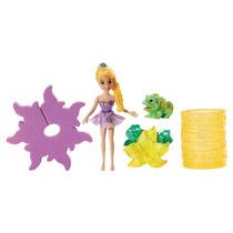 Mini Boneca Bolsa Princesa Disney Rapunzel Agua Mattel