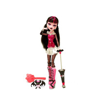 Boneca Monster High Draculaura Filha Do Conde Dracula