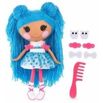 Boneca Lalaloopsy Loopy Hair Mittens Fluff Stuff - Original