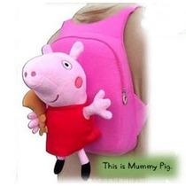 Peppa Pig - Mochila Frete Frátis Aproveitem