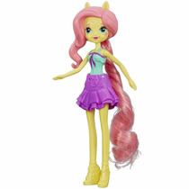 Boneca My Little Pony - Equestria Girls - Fluttershy - A8842