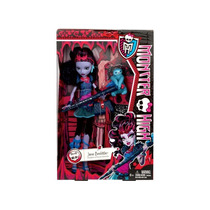 Monster High Jane Bollittle- Mattel
