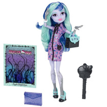 Boneca Monster High - Volta Às Aulas - Twyla - Mattel