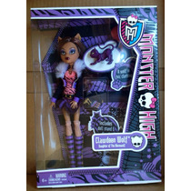 Boneca Mattel Monster High Clawdeen Wolf Original - Bbc62