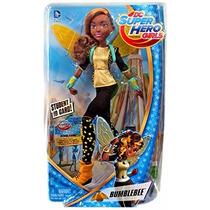 Boneca Dc Super Hero Girl Bumblebee Mattel