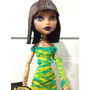 Monster High Cleo De Nile Festa Monstro Frete Gratis Pac Sp