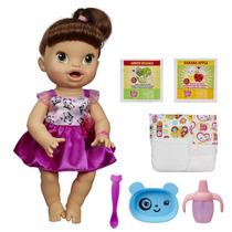 Baby Alive Boneca Hora De Comer Morena Hasbro