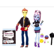 Monster High Heath Burns E Abbey Bominable Dobre A R