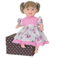 Boneca Anne Cante Comigo - Super Toys - Nova, Com Garantia